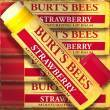 Burt's Bees Lip Balm Stick STRAWBERRY, Lippenpflegestift, 4,25 g