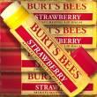 Burt's Bees Lip Balm Stick STRAWBERRY, Lippenpflegestift, 4,25 g